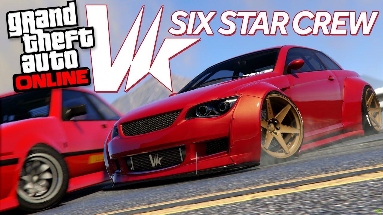 GTA 5 Online Six Star Crew Trailer | ImpressPages lt