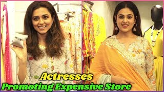 TV Actresses Promoting Expensive Stores I Ridhi Dogra