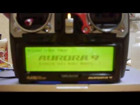 [Video]:  Phoenix ile Hitec Aurora 9 Nasil Ayarlanır , Kullanilir ?