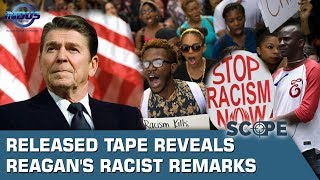 Released Tape reveals Reagan's Racist Remarks | Scope | Indus News