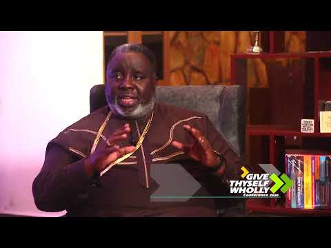 PreConference Interview with Archbishop Kwasi Ampofo (Give Thyself Wholly Conference)