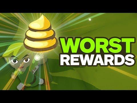 Top 10 Worst Rewards in Video Game History - UCKy1dAqELo0zrOtPkf0eTMw