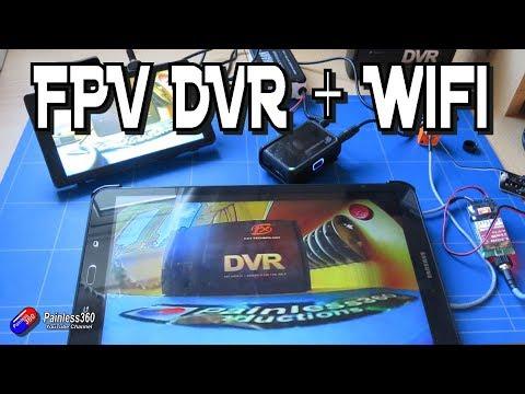 Latest FXT FPV DVR with WiFi - UCp1vASX-fg959vRc1xowqpw