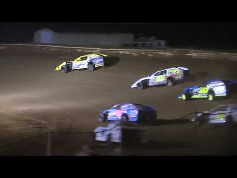 Midway Speedway Modified Feature 9-26-2020 - dirt track racing video image