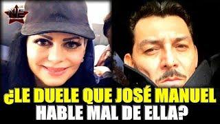 Maribel Guardia revela qué inició las rencillas con José Manuel Figueroa