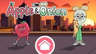 Apple & Onion - Cat Rescue [Cartoon Network Games]