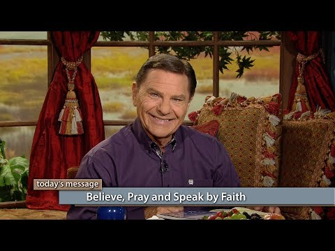 Believe, Pray and Speak by Faith (Previously Aired)