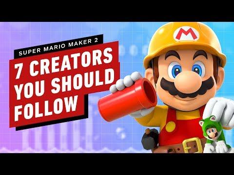 7 Creators You Need to Follow in Super Mario Maker 2 - UCKy1dAqELo0zrOtPkf0eTMw