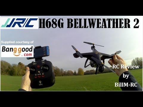 JJRC H68G review - BELLWEATHER 2 GPS 5G WiFi FPV 1080p Quadcopter drone RTF - UCLnkWbYHfdiwJEMBBIVFVtw