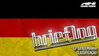 Tudo o que aconteceu na classificação do GP da Alemanha | Briefing