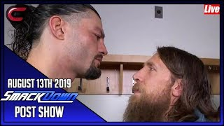 Who Attacked Roman Reigns? WWE Smackdown Live Review: August 13th 2019