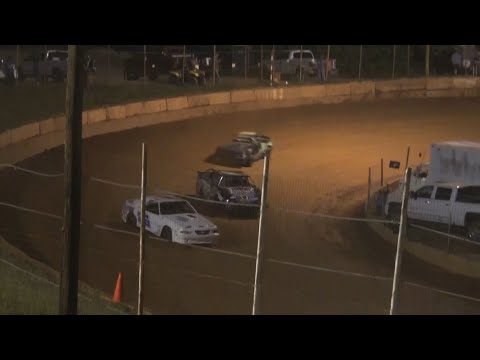 Stock 4b at Winder Barrow Speedway May 22nd 2021 - dirt track racing video image
