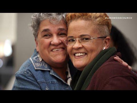 Peaches & Judy Adoption Story  Lakewood Church