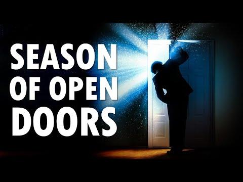 Season of OPEN Doors - Morning Prayer