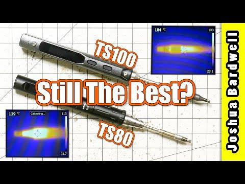 TS100 Soldering Iron | Install Ralim Firmware and Custom