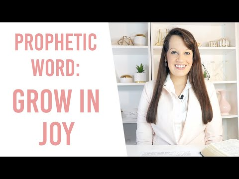 Word Wednesday-Time to Grow