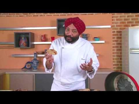 Tandoori Roti | Chef Harpal | Mughlai Food - UC8L8R_8VvK5jkr1QCfhp1AQ