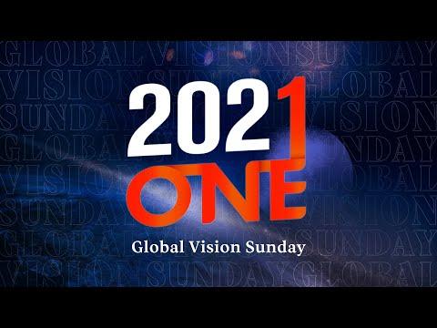 31 January 2021  Global Vision Sunday  Cornerstone Community Church  CSCC Online