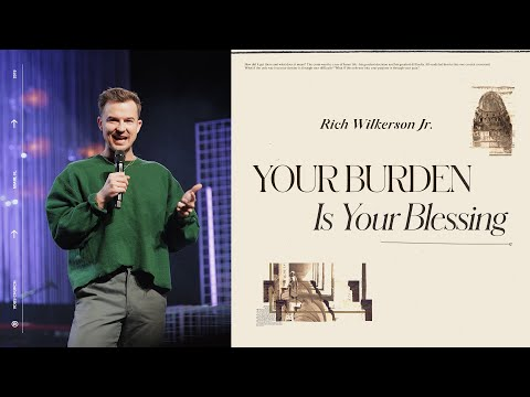 Rich Wilkerson Jr.  To Hell And Back: Your Burden is Your Blessing
