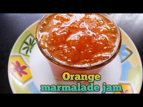 Homemade Orange marmalade Jam.By Archana Jain the Queen of Kitchen.