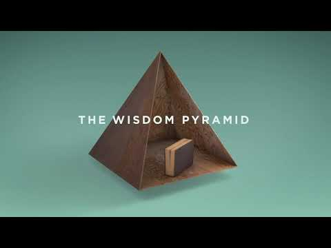 What is the Wisdom Pyramid?