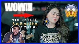 Via Vallen - Senorita Koplo Cover Version ( Shawn Mendes feat Camila Cabello ) Reaction!