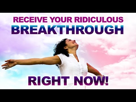 Receive Your RIDICULOUS BREAKTHROUGH Right NOW - Psalm 18 - Start Your Day with Victory