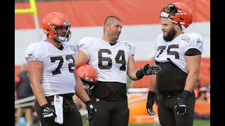 What are the biggest position battles remaining in preseason action for the Browns? - MS&LL 8/23/19