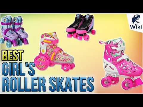 10 Best Girl's Roller Skates 2018 - UCXAHpX2xDhmjqtA-ANgsGmw