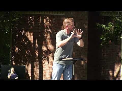 Sermon - 08/23/2020 - Pastor Ben Anderson - Christ Church Nashville