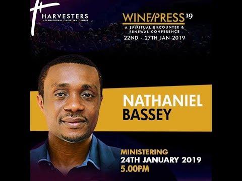 WINEPRESS 2019  Worship with Nathaniel Bassey
