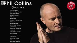 Phil Collins Top 20 Greatest Hits Compilation