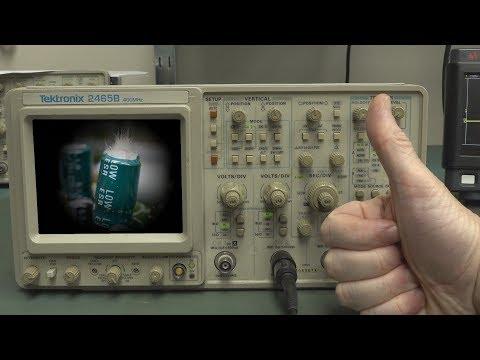 EEVblog #1203 - REPAIR: Tektronix 2465B Oscilloscope - UC2DjFE7Xf11URZqWBigcVOQ