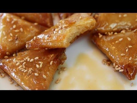 Almond Briwat (Springrolls) Recipe - CookingWithAlia - Episode 294 - UCB8yzUOYzM30kGjwc97_Fvw