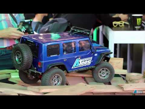 ATEES X Monster Energy FORMULA E Race HK 2017 WiTH Traction Hobby 1/8 Crawler - UCflWqtsSSiouOGhUabhKTYA