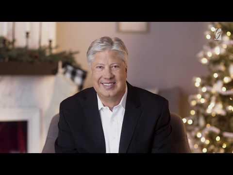 Merry Christmas from Pastor Robert Morris