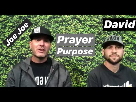Prayer & Purpose