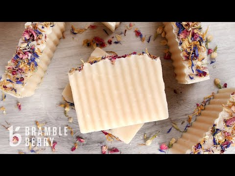 How to Make Wildflower Rebatch Soap - UCStN08hkQ1321WVdFqWD2-w