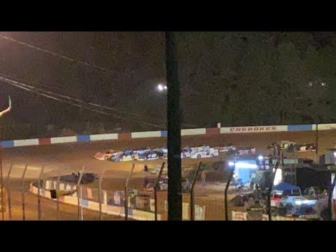 8/21/2021 604 Late Models Cherokee Speedway - dirt track racing video image