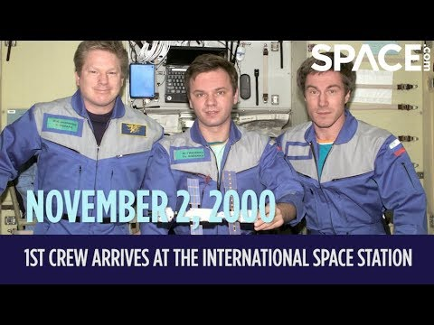 OTD in Space - Nov 2: 1st Crew Arrives at the International Space Station - UCVTomc35agH1SM6kCKzwW_g