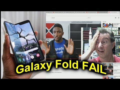 EEVblog #1204 - Samsung Galaxy Fold Failure - Analysis - UC2DjFE7Xf11URZqWBigcVOQ