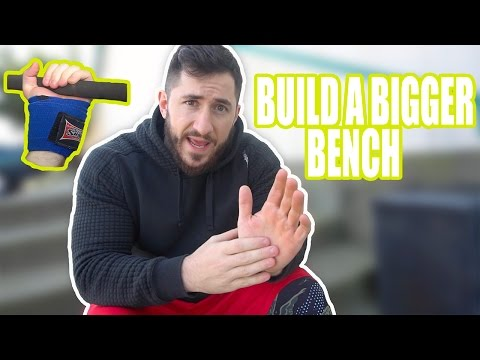 BUILD A BIGGER BENCH! Wrist Position - UCcoMAyqHdAfLPD-1hAQ2r6A