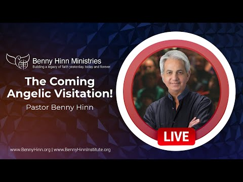 The Coming Angelic Visitation!