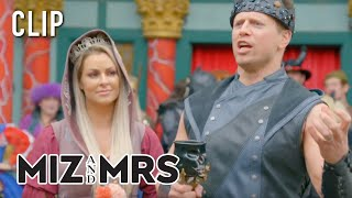 Miz & Mrs | WWE Royalty Hits The Renaissance Fair | S1 Ep 18 Top Moments | on USA Network