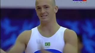 2007 Pan-American Games - Men's & Women's Individual Apparatus Finals Gymnastics, Part 2 (Brazil TV)