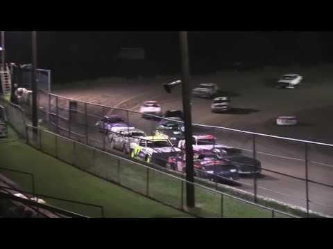 HOT SportMod 08 26 16 - dirt track racing video image
