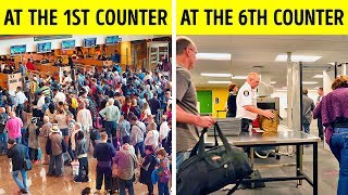 12 Things You Should Avoid Before Your Flight