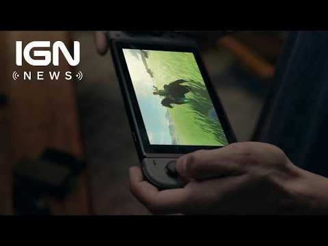 Report: Nintendo Switch Has a 720p Multi-touch Touchscreen - IGN News - UCKy1dAqELo0zrOtPkf0eTMw