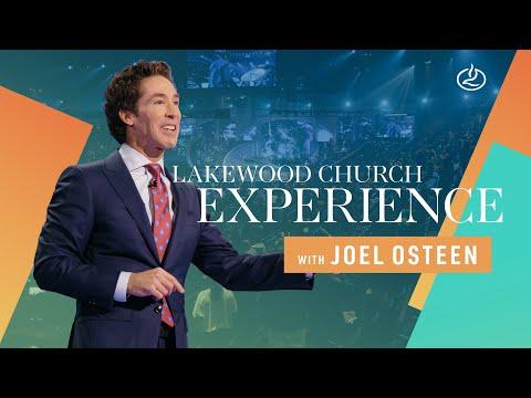 Lakewood Church LIVE  Joel Osteen  January, 17, 2021
