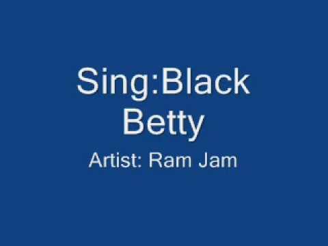Black Betty- Ram Jam Lyrics - UCHWB16jwdgQRbs3mlmjOwSA